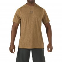 Майка 5.11 RECON® TRIAD SHORT SLEEVE TOP цвет Goldrush