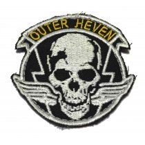 "Патч ""outer heven"""