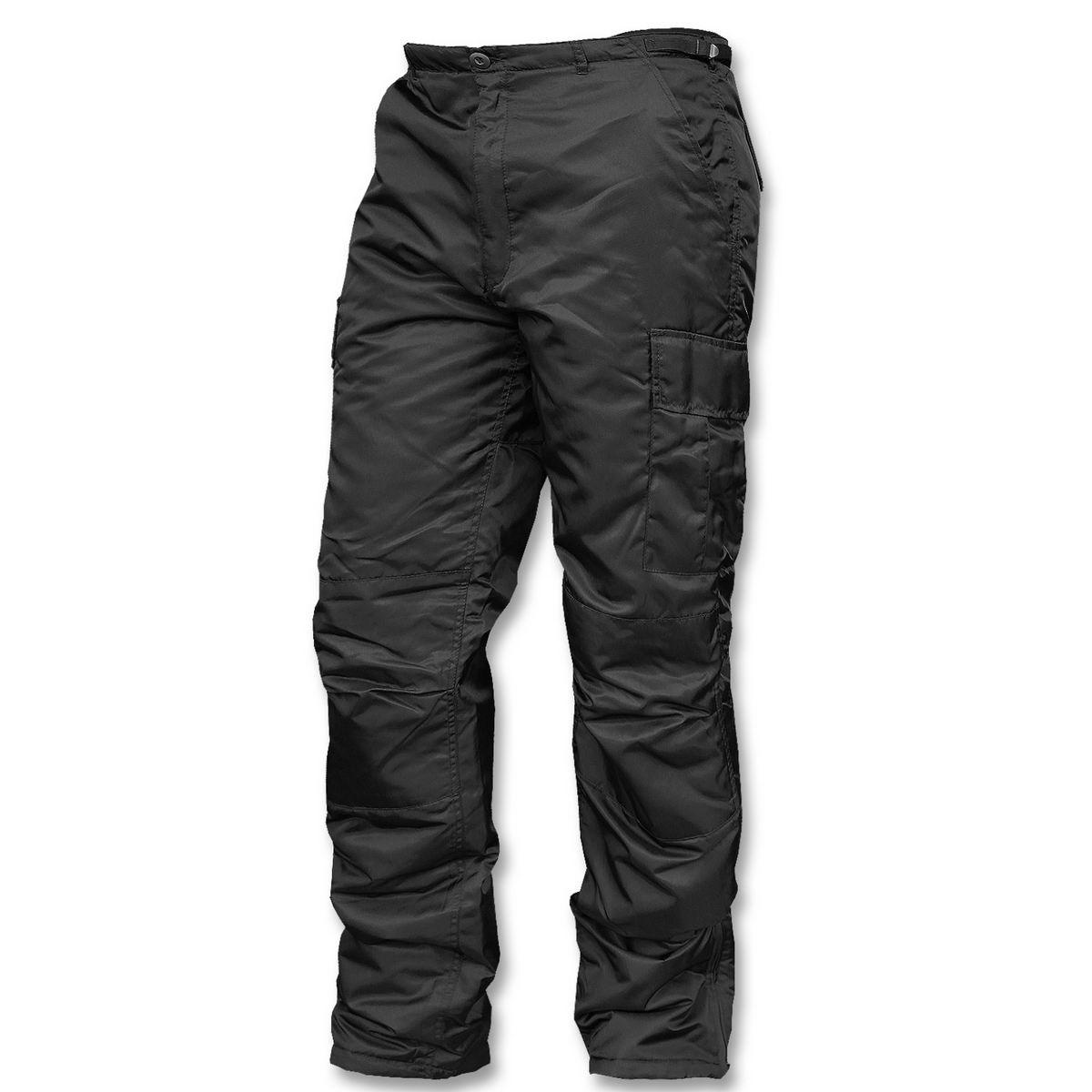Утепленные штаны MIL-TEC US thermo MA1 nylon 5e6a041915f40