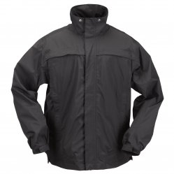 Ветровка 5.11Tactical 'Tac Dry Rain Shell' black