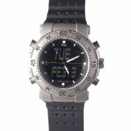 Часы 5.11 HRT Watch - Titanium Tactical