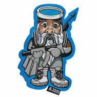 Патч 5.11 NAVY SEAL GNOME PATCH
