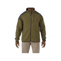 Байка 5.11 Tactical Full Zip цвет FIELD GREEN